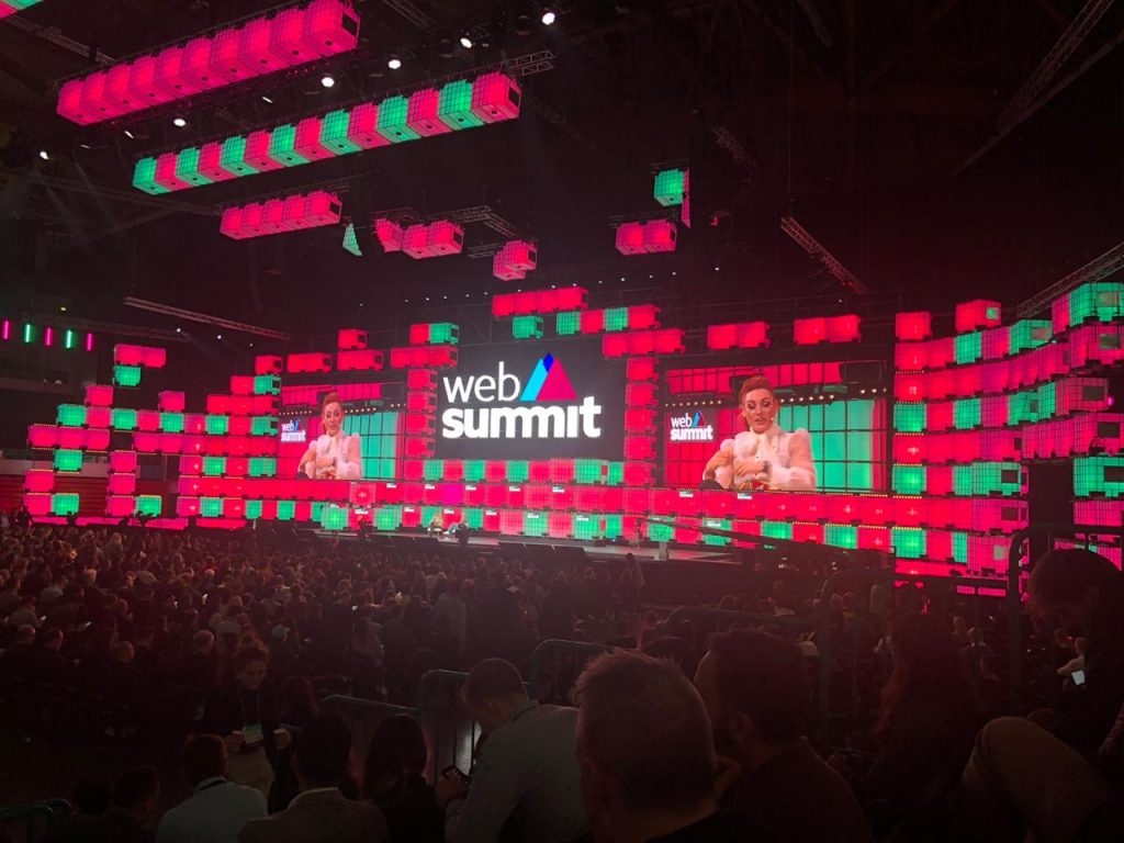 """Web Summit Lisbon  """"The best technology conference on the planet"""""""