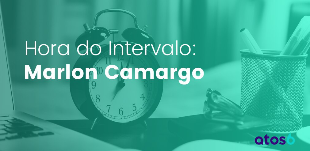 Hora do Intervalo com Marlon Camargo