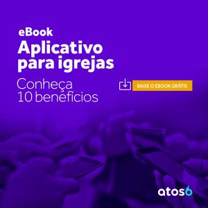 ebook Aplicativo para igrejas