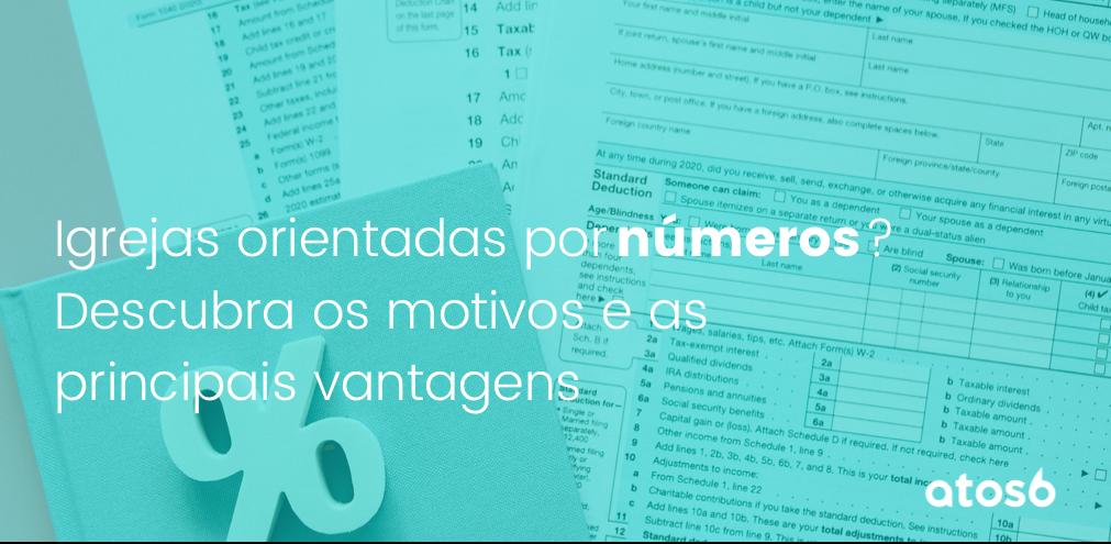Igreja orientada por números