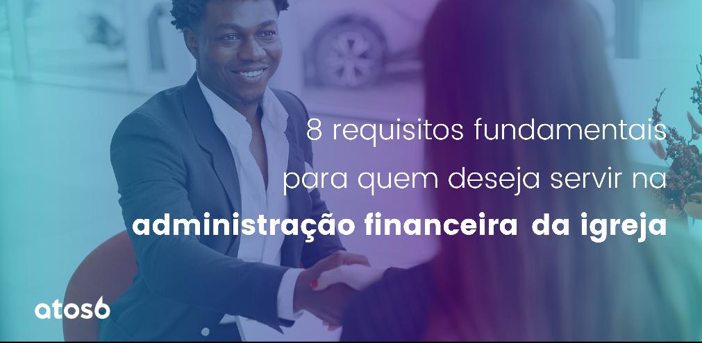 administração financeira da igreja