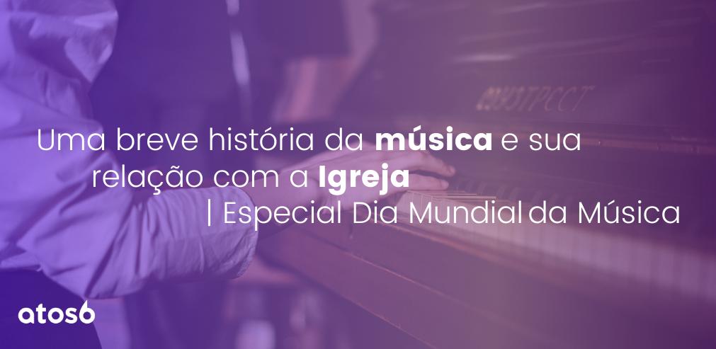 música e igreja